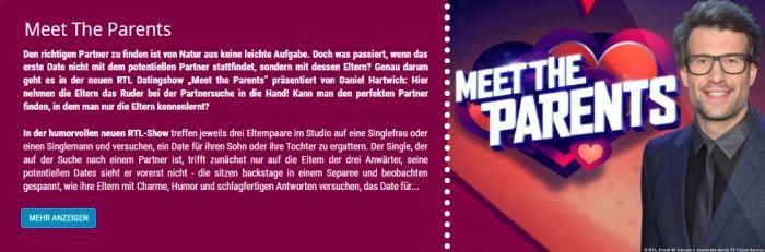 """Freikarten für """"Meet The Parents"""" in Hürth an verschiedenen Terminen im Februar"""