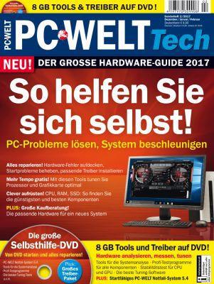 PC Welt Tech Sonderheft 02/2017 kostenlos (statt 9,90€)