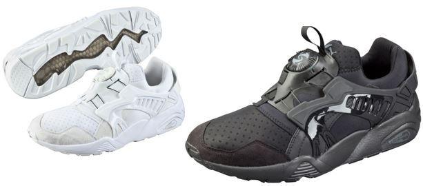 PUMA Trinomic Disc Blaze   Herren (Unisex) Sneaker für 56€