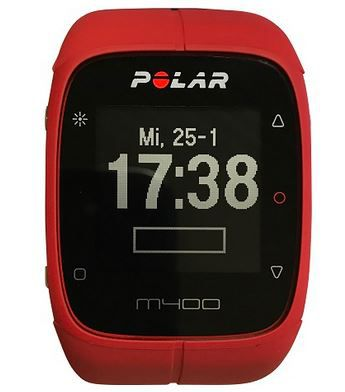 Polar M400   Sportuhr mit Aktivitätstracker für 79,90€