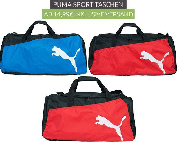 Puma Pro Training Large Bag Sporttasche ab 14,99€