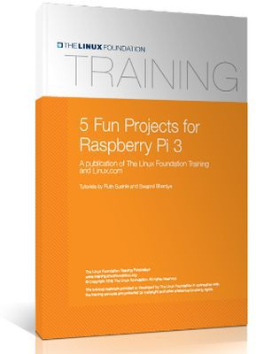 Raspberry Pi Tutorials der Linux Foundation gratis im Download