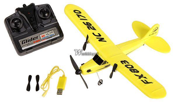 Flybear FX 803 ferngesteuertes Flugzeug für ~20,98€
