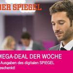 Nur für Telekom-Kunden: 8 Ausgaben Spiegel digital gratis – Kündigung notwendig