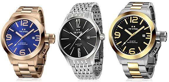 TW Steel Canteen Uhren u.a. günstig bei BuyVIP   TW Steel Man CB24 statt 194€ für 164€