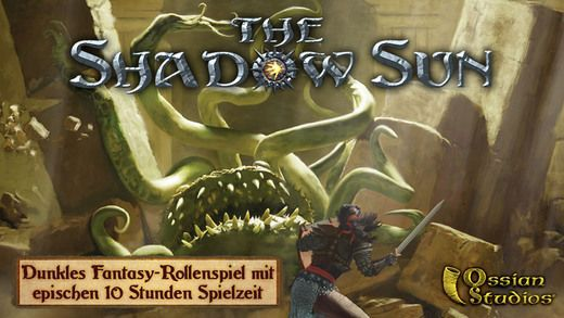 The Shadow Sun (iOS) kostenlos statt 4,99€