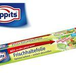 Toppits Frischhaltefolie (20m) gratis testen dank Cashback