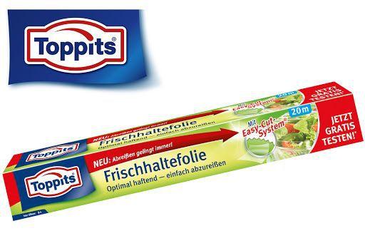 Toppits Frischhaltefolie (20m) gratis