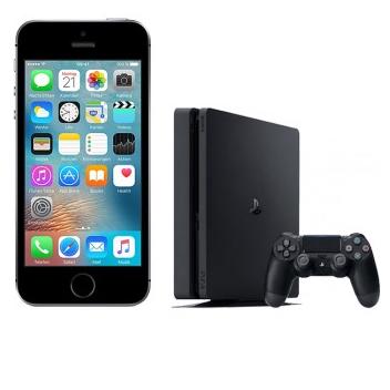 otelo Allnet Flat XL (Vodafone) mit 3GB für 29,99€ mtl. + iPhone SE 32GB + PS4 Slim 1TB für 99€