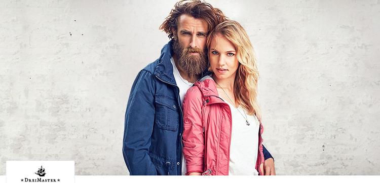 DreiMaster Sale bei Vente Privee mit bis zu 60% Rabatt   z.B. Kleider ab 25,90€