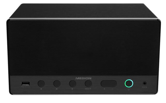 Medion LIFE P61071 (MD 43035)   Multiroom Lautsprecher für 29,95€ (statt 60€)