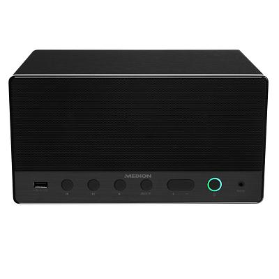 Medion LIFE P61071 (MD 43035)   Multiroom Lautsprecher mit 2 x 7 Watt + 15 Watt für 79,99€