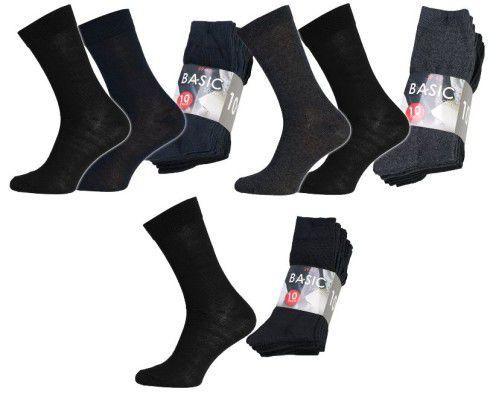 10er Pack Basic Business R1780 Herren Socken für 4,99€ (statt 8€)