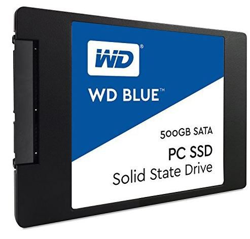 Western Digital   500 GB SSD für nur 129,67€