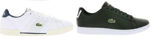 Lacoste Sneaker Sale für Damen und Herren ab 39,99€   wenig Größen