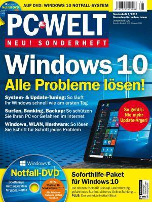 PC Welt Sonderheft Windows 10 Soforthilfe kostenlos (statt 9,90€)