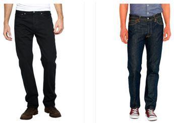 Levis Jeans 60% reduziert und andere aktuelle Zengoes Aktionen