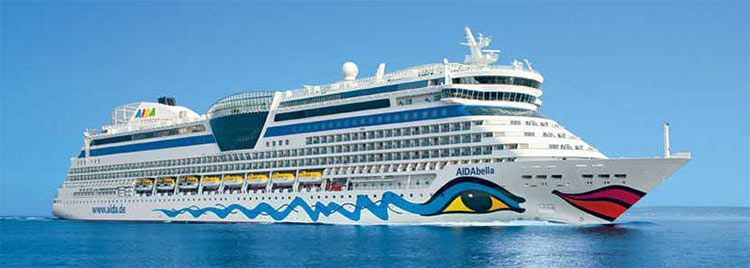 12 ÜN auf der AIDAbella von Dubai nach Mallorca im Mai inkl. Flug ab 999€
