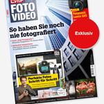 6 Ausgaben Chip Foto Video für 36,90€ mit verschiedenen Prämien – z.B. Kameratasche GOMO K-45