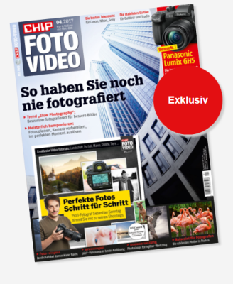 6 Ausgaben Chip Foto Video für 36,90€ mit verschiedenen Prämien   z.B. Kameratasche GOMO K 45