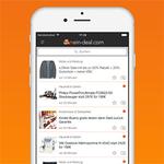 Schnäppchen App – Mein-Deal.com für dein Handy, Tablet & Apple-Watch