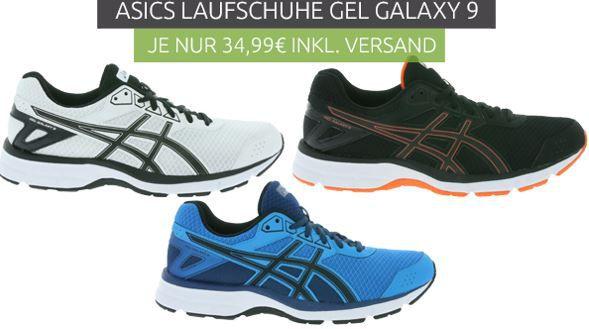asics Gel Galaxy 9   Laufschuhe für Damen und Herren ab 29,99€