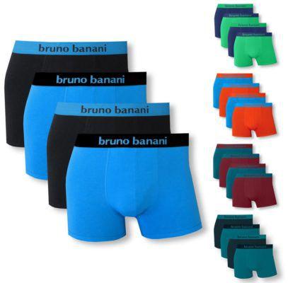 bruno banani Herren Boxershorts im 4er Pack für 26,90€