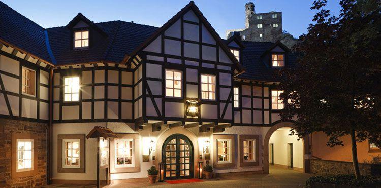 Ab 2 ÜN am Harz im 5* Burghotel inkl. Frühstück, Dinner, Massage & Wellness (Kind bis 5 kostenlos) ab 139€ p.P.