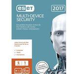 ESET MultiDevice Security 2017 – Antiviren Schutz für 5 Geräte statt 32€ für 19,99€