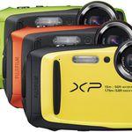 Fujifilm FinePix XP90 – Unterwasserkamera (refurb.) mit 16,4 MP für 115,90€
