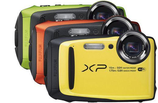 Fujifilm FinePix XP90   Unterwasserkamera (refurb.) mit 16,4 MP für 115,90€