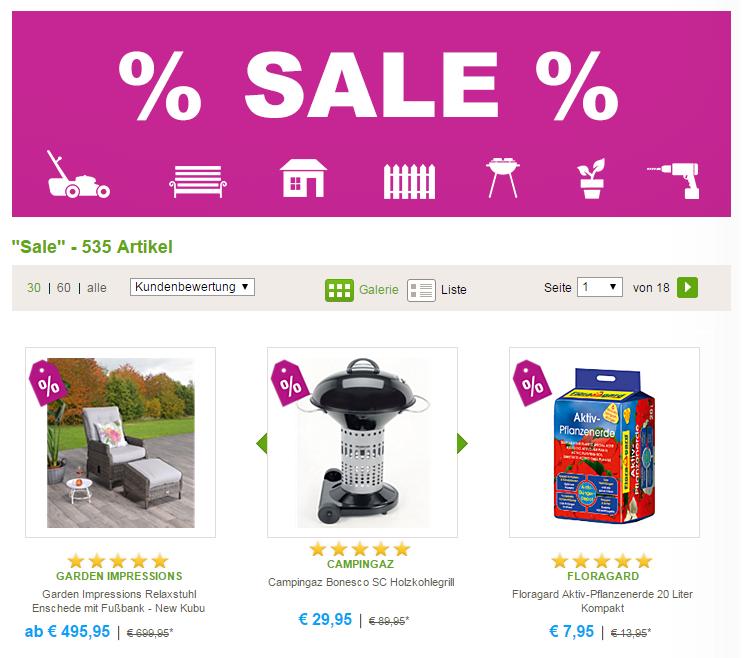 GartenXXL Angebote, Deals, Gutscheine, Infos & Rabatte - September on