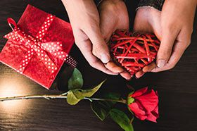 Zum Valentinstag: Blumen einfach online bestellen