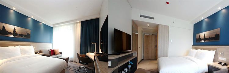 hampton t 2 ÜN im neuen Hotel in Berlin inkl. Frühstück (1 Kind kostenlos) ab 89€ p.P.
