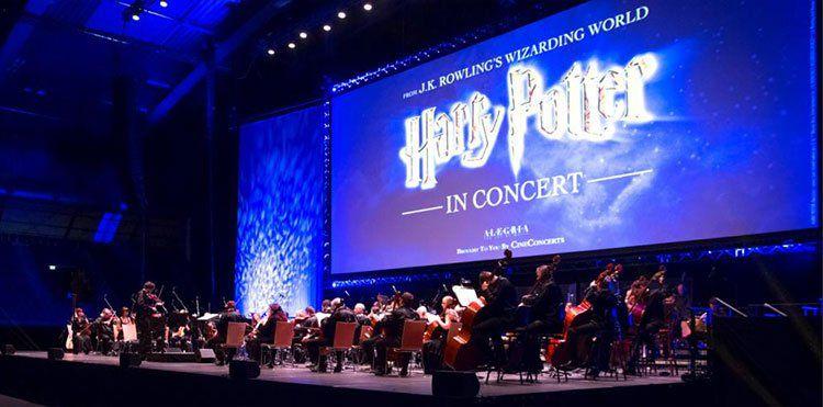 Harry Potter und die Kammer des Schreckens live in Concert in Leipzig inkl. Hotel & Frühstück ab 119€ p.P.