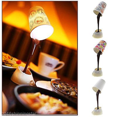 Kreative DIY Lampe Kaffeebecher für 4,57€