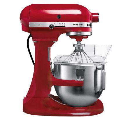KitchenAid Heavy Duty (5KPM5EER) Küchenmaschine für 408,90€ (statt 455€)