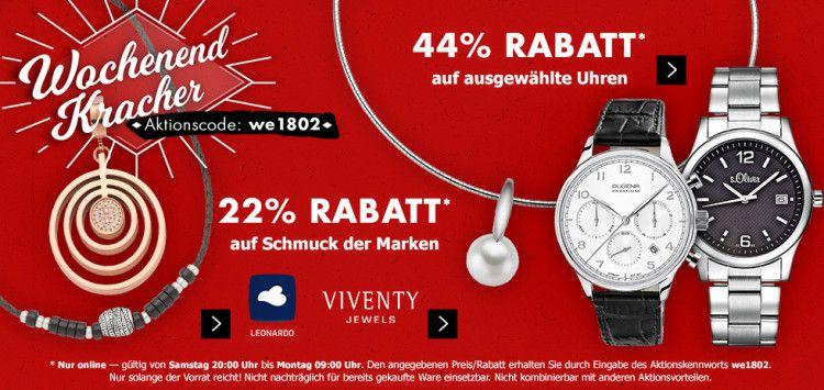 kw07 homepage hp01 bn we1802 e1487492801726 Karstadt Kracher mit z.B. 44% Rabatt auf ausgewählte Uhren, bis 50% Rabatt auf Spielwaren ...