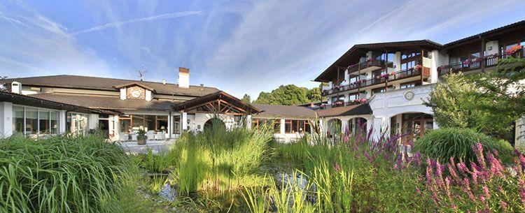 murnau tea 2 ÜN in Oberbayern im 5* Hotel inkl. HP, Wellness & Minibar (Kind bis 5 kostenlos) ab 199€ p.P.