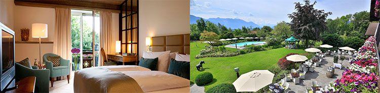 murnau zim 2 ÜN in Oberbayern im 5* Hotel inkl. HP, Wellness & Minibar (Kind bis 5 kostenlos) ab 199€ p.P.