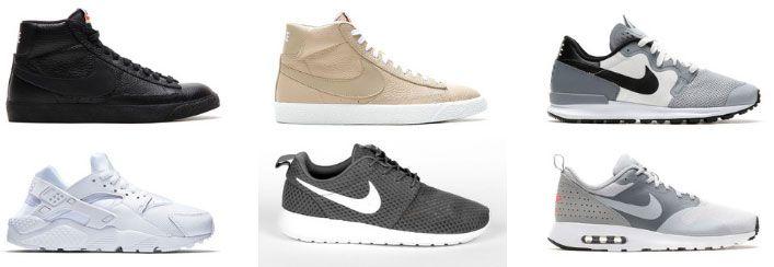 BURNER: 20% auf alle NIKE Sneaker   TOP