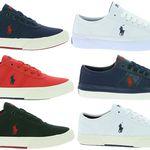 Polo Ralph Lauren Herren Sneaker Tyrian & Churston für je 39,99€ (statt 65€)