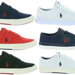 Polo Ralph Lauren Herren Sneaker Tyrian & Churston für je 49,99€