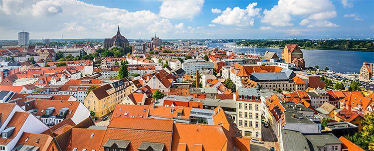 5 ÜN in Rostock inkl. Frühstück & Wellness für 180€ p.P.