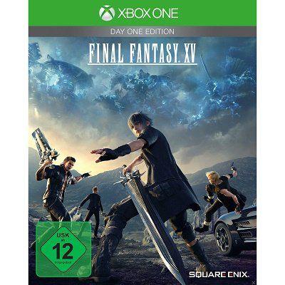 Final Fantasy XV   Day One Edition (Xbox One) für 22€ (statt 36€)