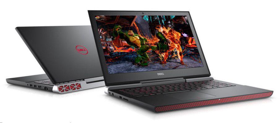 Dell Inspiron 15 Firelord 7566   15 Gaming Notebook mit i7 6700HQ, 1,128 TB, GTX960M, Windows 10 für 979€