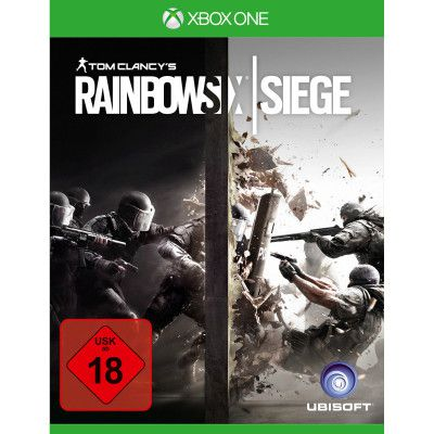 Tom Clancys Rainbow Six Siege (Xbox One) für 17€ (statt 30€)
