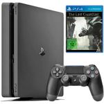 Sony PlayStation 4 Slim (1TB) + The Last Guardian + UEFA Euro 2016 für 249€ (statt 308€)