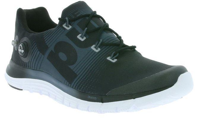 Rebook ZPump Fusion   Herren Sneaker in Schwarz für 34,99€