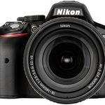 Nikon D 5300 – DSLR-Kamera mit 18-140 mm VR Objektiv ab 629,90€ (statt 770€)